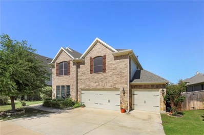 408 Aylesbury Court, Roanoke, TX 76262 - #: 14078547