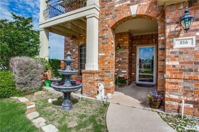 816 Cutting Horse Drive, Mansfield, TX 76063 - #: 14090292