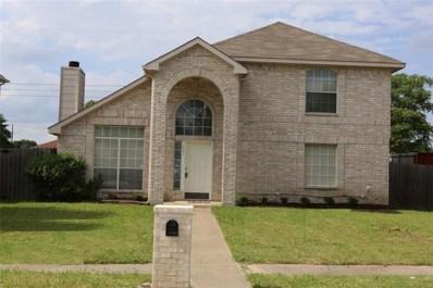 803 Valleycreek Road, Mesquite, TX 75181 - #: 14093904