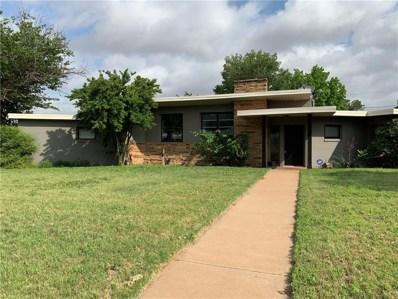701 E Burnside Street, Rotan, TX 79546 - #: 14094365