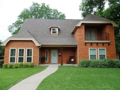 723 Denton Street, Gainesville, TX 76240 - #: 14095775