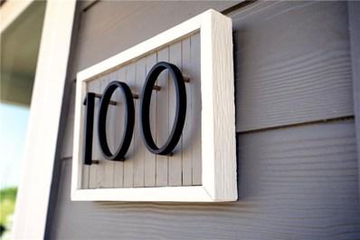 100 Overlook Drive, Aledo, TX 76008 - #: 14097675