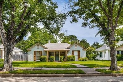 2505 Marigold Avenue, Fort Worth, TX 76111 - #: 14100616