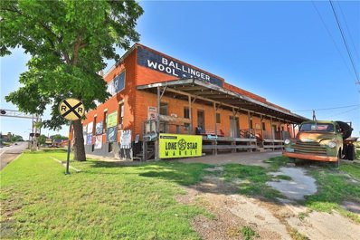 608 Railroad AVENUE, Ballinger, TX 76821 - #: 14108032