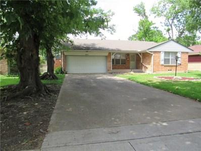 431 Terrace Drive, Richardson, TX 75081 - #: 14108476