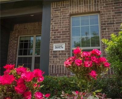 1605 Black Duck Terrace UNIT E, Carrollton, TX 75010 - #: 14114606