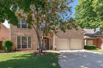 1706 Tealwood Lane, Corinth, TX 76210 - #: 14119280
