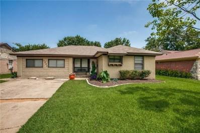 1222 Evergreen Drive, Richardson, TX 75080 - #: 14120296