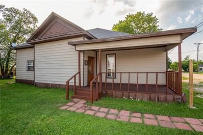 400 Waxahachie Street, Bardwell, TX 75101 - #: 14122857
