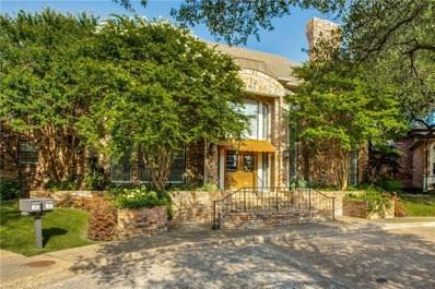 6 Glenmeadow Court, Dallas, TX 75225 - #: 14123030