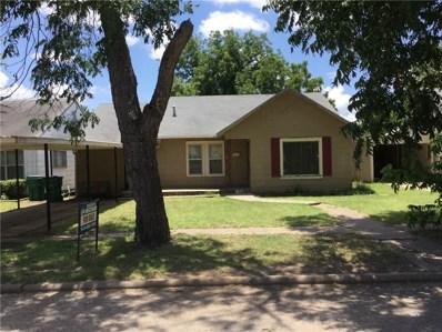 1009 W Payne, Olney, TX 76374 - #: 14131175