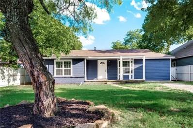 8105 Melrose Street, White Settlement, TX 76108 - #: 14131492