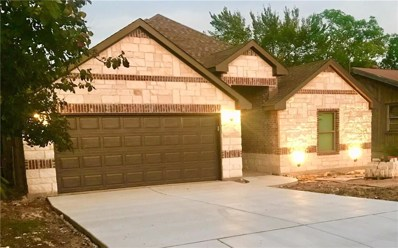 608 Perry Drive, White Settlement, TX 76108 - #: 14134965