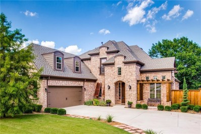 1433 Hidden Oaks Circle, Corinth, TX 76210 - #: 14137282
