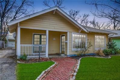 5400 Worth Street, Dallas, TX 75214 - #: 14139479