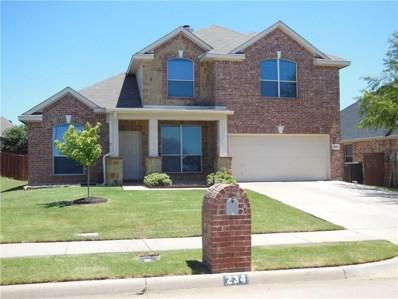 234 Cedar Crest Drive, Justin, TX 76247 - #: 14140028