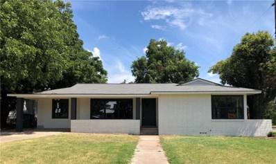 801 W Wrights Avenue, Comanche, TX 76442 - #: 14140271