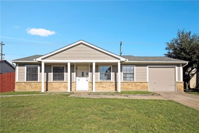 7308 Independence Drive, The Colony, TX 75056 - #: 14143557