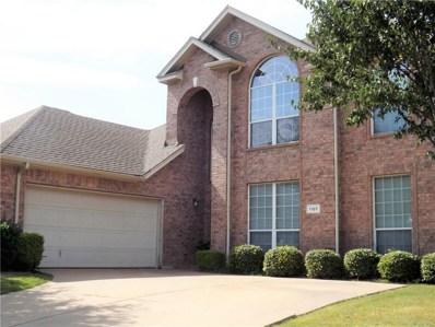 1107 Eastbrook Drive, Glenn Heights, TX 75154 - #: 14147825