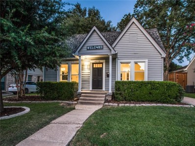 4210 Camden Avenue, Dallas, TX 75206 - #: 14153566
