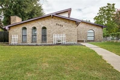 2005 Butterfield Trail, Grand Prairie, TX 75052 - #: 14155277