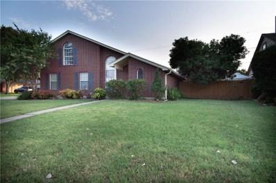 1301 High Crest Drive, Mansfield, TX 76063 - #: 14156266