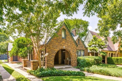 1119 N Windomere Avenue, Dallas, TX 75208 - #: 14157016