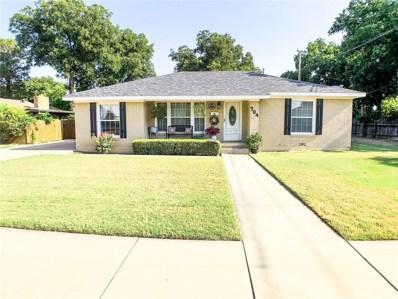 704 N 4th Street, Haskell, TX 79521 - #: 14157586