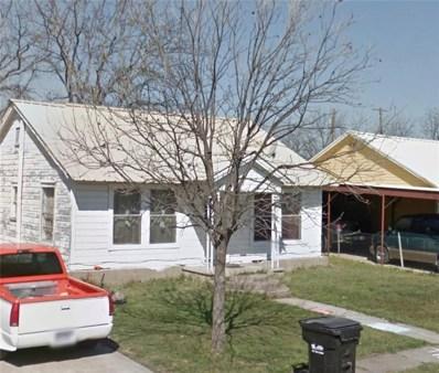 105 S Williams Drive, Comanche, TX 76442 - #: 14160568