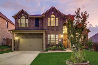 603 Hillswick Court, Roanoke, TX 76262 - #: 14163114