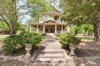 814 S Waco Street, Weatherford, TX 76086 - #: 14163194