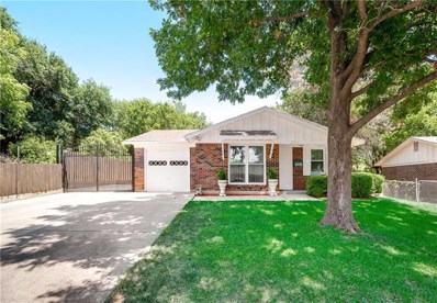 6320 Basswood Drive, Fort Worth, TX 76135 - #: 14163393