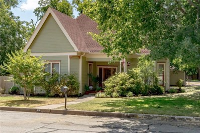 413 W Columbia Street, Weatherford, TX 76086 - #: 14164069