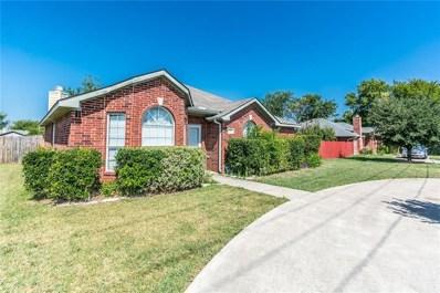 1208 S Ballard Avenue, Wylie, TX 75098 - #: 14166246