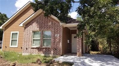 4010 Spence Street, Dallas, TX 75215 - #: 14166548