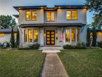 4407 Allencrest Lane, Dallas, TX 75244 - #: 14167571