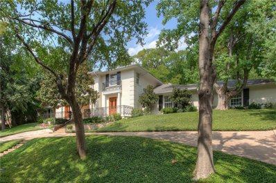 2205 Hidden Creek Road, Westover Hills, TX 76107 - #: 14172166