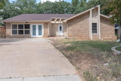 7655 Blue Carriage Court, Fort Worth, TX 76120 - #: 14174665