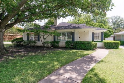 7542 Marquette Street, Dallas, TX 75225 - #: 14175564