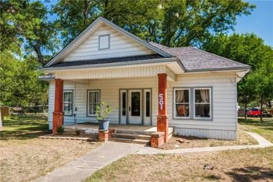501 S Magnolia Street, Aubrey, TX 76227 - #: 14176704