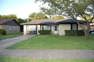 1106 S Carlton Street, Ennis, TX 75119 - #: 14176776