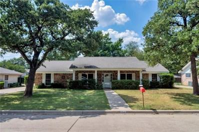 1741 Westridge Drive, Hurst, TX 76054 - #: 14177799