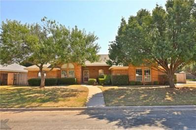 6465 Twin Oaks Drive, Abilene, TX 79606 - #: 14179025