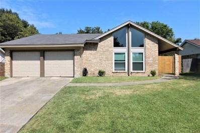6709 Fair Meadows Drive, North Richland Hills, TX 76182 - #: 14179265