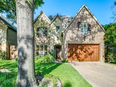 4331 Woodcrest Lane, Dallas, TX 75206 - #: 14183914