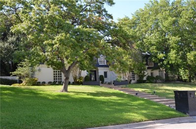 1504 Shady Oaks Lane, Westover Hills, TX 76107 - #: 14187347