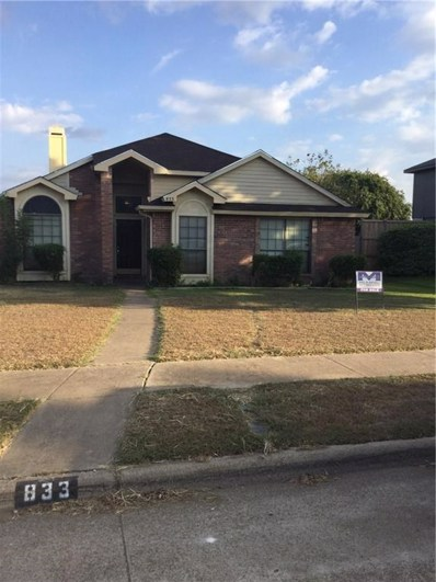833 Weaver Street, Cedar Hill, TX 75104 - #: 14187931