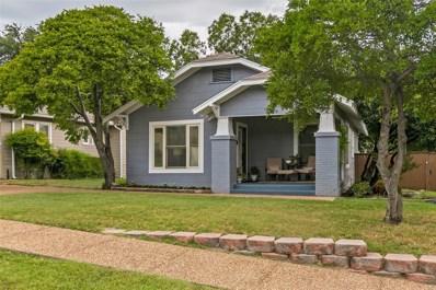 5100 Birchman Avenue, Fort Worth, TX 76107 - #: 14193108