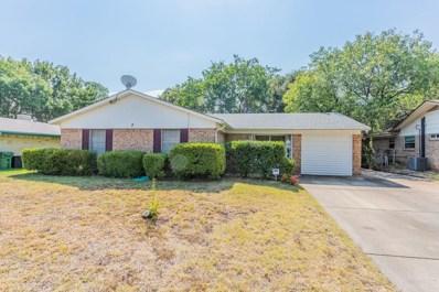 817 Edgehill Drive, Hurst, TX 76053 - #: 14198908