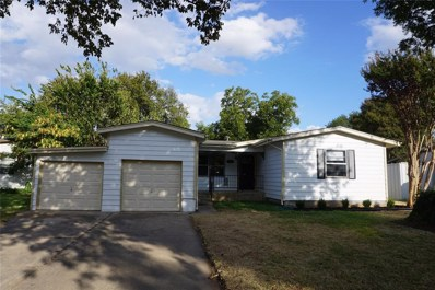 532 Souder Drive, Hurst, TX 76053 - #: 14204077